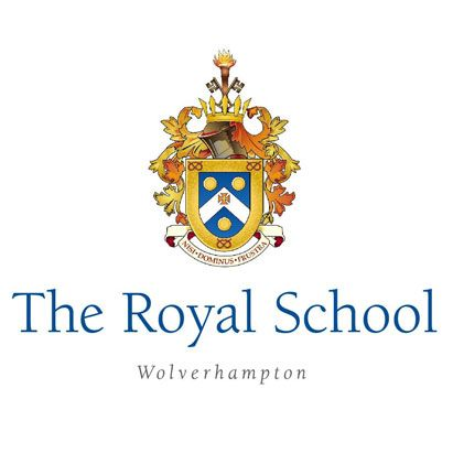The Royal School Wolverhampton logo